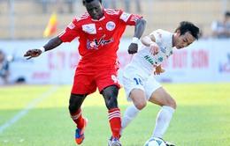 Trước vòng 15 V-League: Đòi nợ tại Pleiku