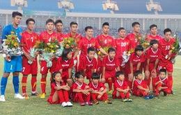 ĐT Việt Nam công bố danh sách thi đấu với Arsenal