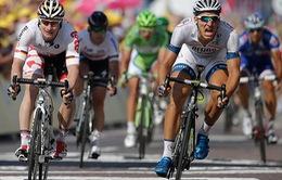 Tour de France 2013 qua ảnh: Từ Saint-Gildas-des-Bois đi Saint-Malo