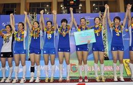 Giang Tô vô địch VTV Eximbank Cup 2013
