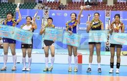 VTV Cup 2013 và những danh hiệu cá nhân