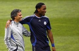 Chuyển nhượng 22/7: Drogba sắp tái ngộ Mourinho