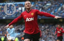Chuyển nhượng 23/7: Chelsea sẽ có Rooney với 30 triệu bảng?