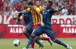Bayern đã hành hạ Barca như thế nào?