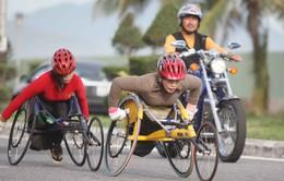 Câu chuyện về chiếc xe lăn của VĐV khuyết tật