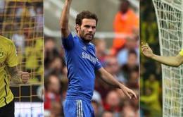 Chuyển nhượng 29/7: Barca tìm người thay thế Cesc Fabregas
