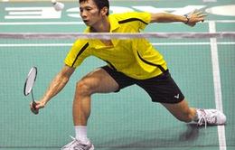 Tiến Minh giữ nguyên vị trí thứ 7 trên bảng xếp hạng BWF