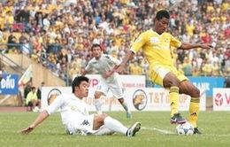 Vòng 19 V-League: Chung kết sớm ở Vinh