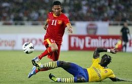 BXH FIFA tháng 8/2013: Việt Nam tụt xuống vị trí thứ 4 ĐNA