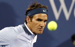 Cincinnati 2013: Federer ngược dòng ngoạn mục tiến vào tứ kết
