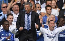 Mourinho: Chiến thắng xấu xí và Chelsea vẫn theo đuổi Rooney
