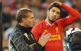 """HLV Rodgers: """"Quá trễ để bán Suarez cho Real"""""""