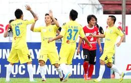 Hà Nội T&T đăng quang V-League 2013 trước 1 vòng đấu