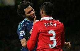 Chuyển nhượng 26/8: Man Utd chiêu mộ sao Real thế chỗ Evra