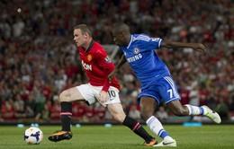 Man Utd 0–0 Chelsea: Bất phân thắng bại ở Old Trafford