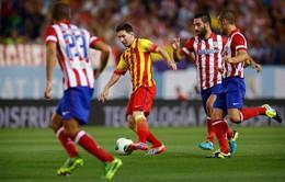 4h00 ngày 29/8, Barca – Atletico: Ngày Messi trở lại