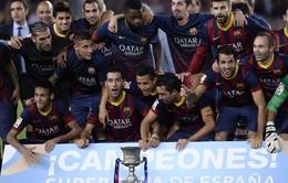 Tata Martino có danh hiệu đầu tiên tại Barcelona
