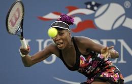 US Open 2013: Cô chị nhà Williams dừng cuộc chơi