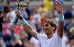 Nadal tiếp tục thăng hoa tại US Open 2013