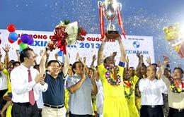 5 điểm nhấn vòng cuối V-League 2013