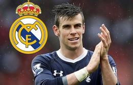 CHÍNH THỨC: Bale kí hợp đồng 6 năm cùng Real Madrid
