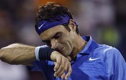 Roger Federer thua sốc tại vòng 4 US Open