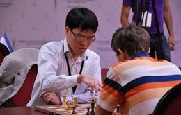 BXH cờ vua thế giới tháng 8/2013: Quang Liêm tụt 3 bậc