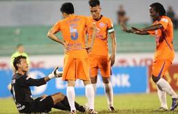 Vui, buồn và cái thở phào nhẹ nhõm của V-League 2013