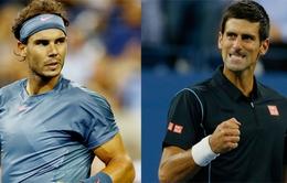US Open: Trận chung kết siêu kinh điển, Nadal – Nole