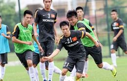 Những hình ảnh của U23 Việt Nam trước khi lên đường tập huấn