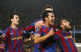 1h00 15/9, TTTV, Barca - Sevilla: Camp Nou vắng bóng nhiều trụ cột