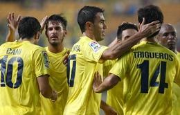 """La Liga vòng 4: """"Tứ hổ"""" tranh ngôi đầu"""