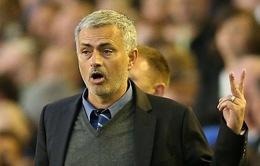 Mourinho biện hộ cho thất bại trước Everton