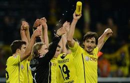 Napoli - Dortmund: Thử tài á quân