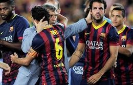 1h00 25/9, K+1, Barcelona - Sociedad: Barca còn lâu mới hoàn hảo
