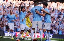 1h45, 25/9, Man City - Wigan: Trả nợ thù!