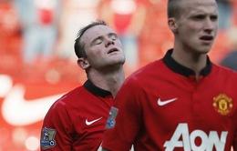 """Man Utd 1-2 West Brom: """"Nhà hát"""" tan nát những giấc mơ"""