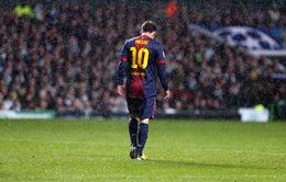 1h45, K+PM, Celtic - Barcelona: Khi Messi ở ngoài cuộc chiến