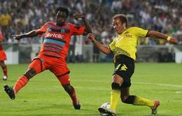 """1h45 ngày 2/10, Dortmund – Marseille: Ngày vắng """"tướng"""""""