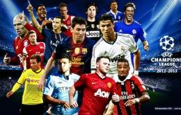10 bàn thắng đẹp nhất Champions League mùa giải 2012-2013