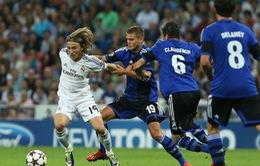 Toàn cảnh Champions League ngày 3/10