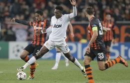 Shakhtar Donetsk 1-1 Man Utd: Thất vọng!