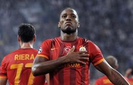 Juventus 2-2 Galatasaray: Cuộc rượt đuổi ngoạn mục
