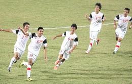 19h, U19 Việt Nam - U19 Đài Loan: Chiến thắng trong tầm tay