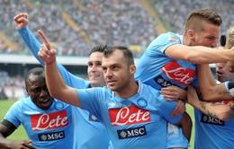 "Napoli hạ sát Livorno trong chiến thắng ""4 sao"""