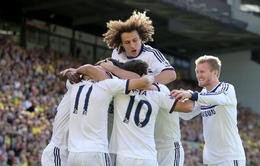 Norwich City 1-3 Chelsea: 3 điểm đầu tiên trên sân khách