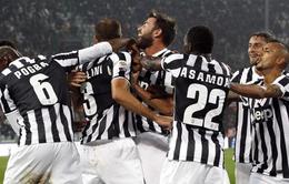 """Juve 3-2 AC Milan: Bản lĩnh của """"Bà đầm già"""""""
