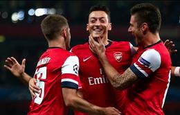 Những lí do giúp Arsenal bùng nổ ở mùa giải năm nay