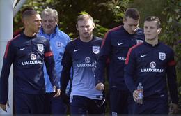 Vòng loại World Cup 2014: ĐT Anh trước nguy cơ bị loại