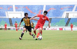U23 Việt Nam thắng sít sao Nay Pyi Taw FC